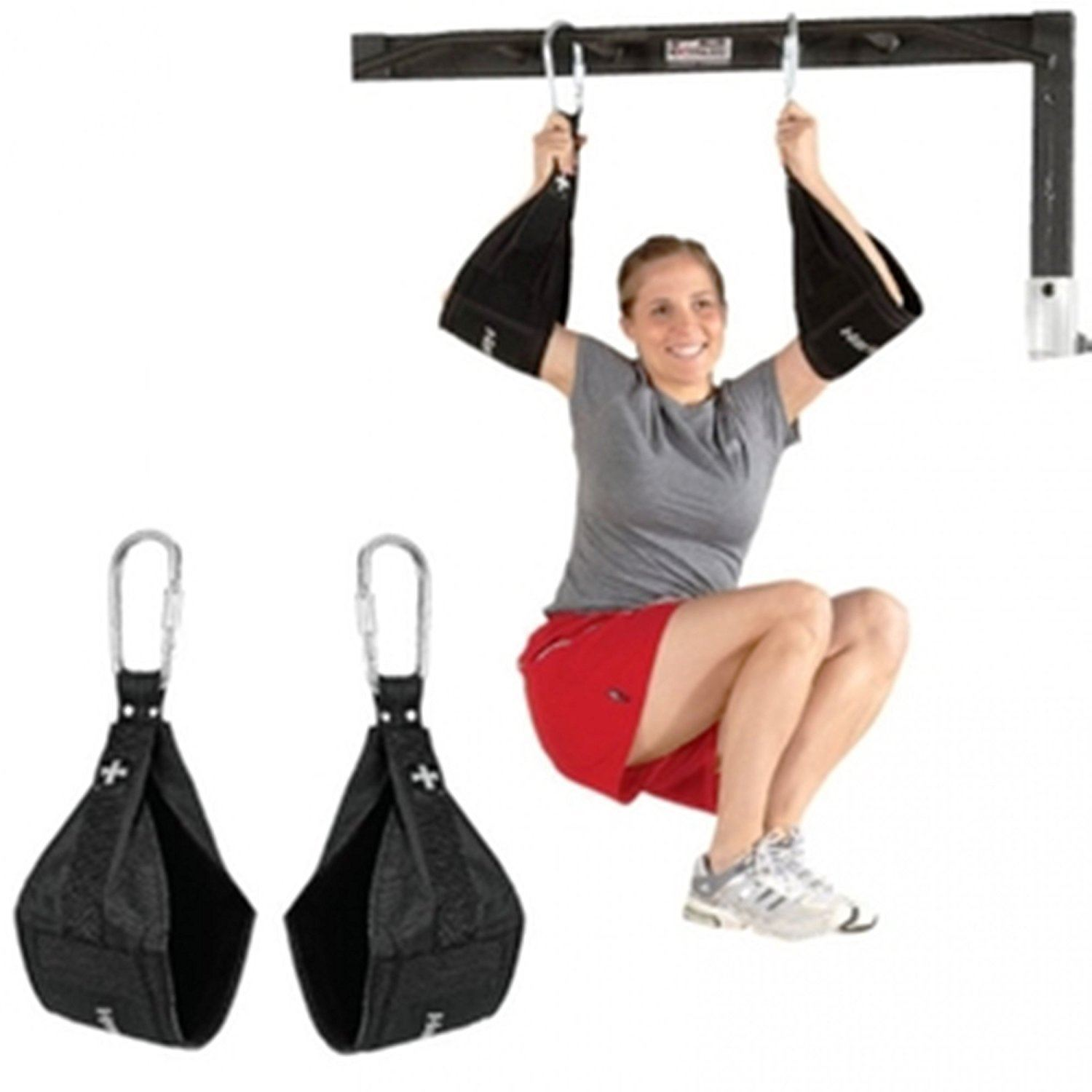 Attirant Picture Of AB Straps Weight Lifting Door Hanging With Quick Locks Fitness  Sling Abdominal Exercise Straps