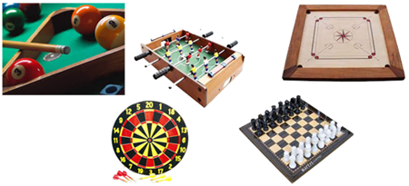 Picture for category INDOOR GAME