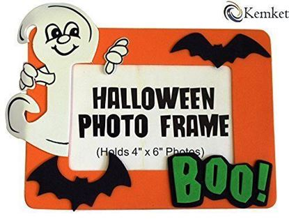 "Picture of Photo Frame - EVA Foam Photo Frame HALLOWEEN & PRINCESS (Holds 4""x 6"" Photo)"