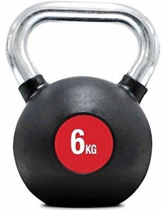 Picture of Kemket Home Gym Fitness Exercise Kettle bell workout training  6kgs