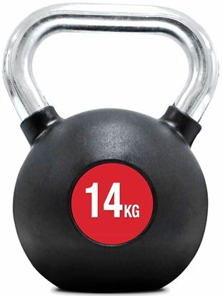 Picture of Kemket Home Gym Fitness Exercise Kettle bell workout training  14kgs