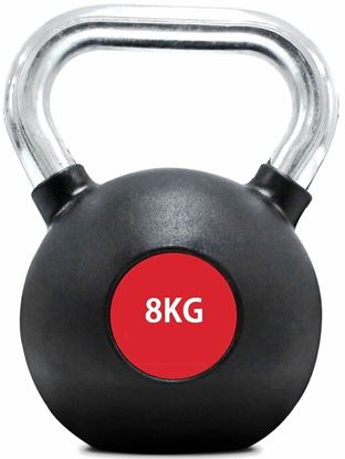 Picture of Kemket Home Gym Fitness Exercise Kettle bell workout training  8kgs