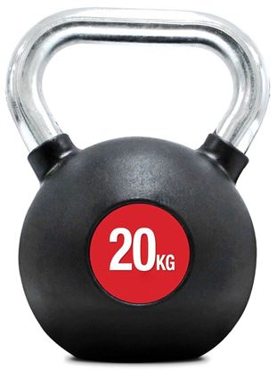 Picture of Kemket Home Gym Fitness Exercise Kettle bell workout training 20kgs