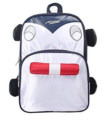 Picture of Autokids Child Backpack Anti-lost The Fire Engine Car Design Bag (Blue)