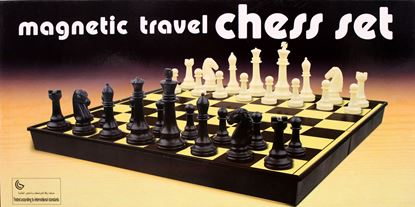 Picture of Magnetic Travel Chess Set