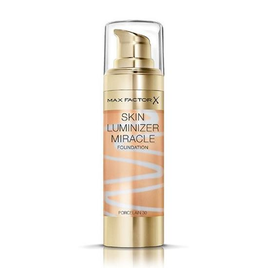 Picture of Max Factor Skin Luminizer Miracle Foundation-30 Porcelain 30ml
