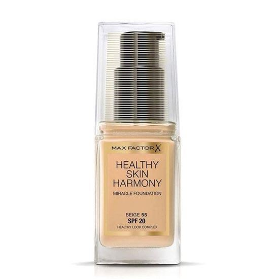 Picture of Max Factor Healthy Skin Harmony Foundation - 55 Beige 30ml